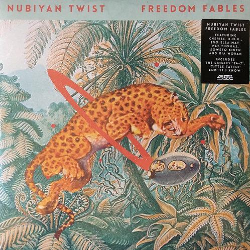 Nubiyan Twist 'Freedom Fables' (Strut) Limited edition