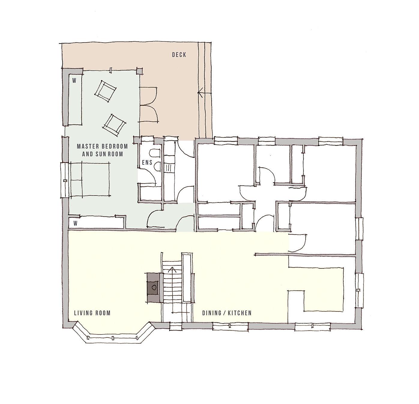 Master Bedroom Extension printiejamesarch | extension strathpeffer