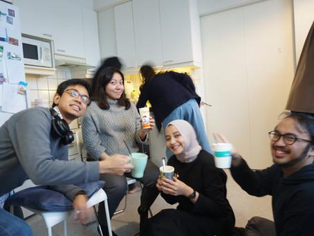 Peduli Sampah Nasional: Begini Cara Anak Muda Indonesia di Helsinki Saat Kumpul Bersama