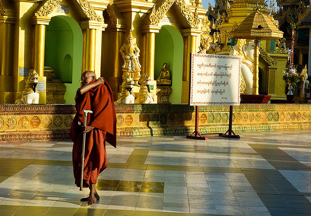 Yangon, Myanmar (Burma) 2005
