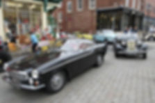 Hare & Hounds Classic Car Club Stockport Show, HHCVC, H & H CVC