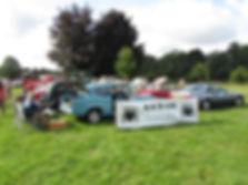 Hare & Hounds Classic Car Club Car Show, HHCVC, H & H CVC