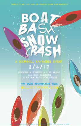 Boat Bash Snow Crash