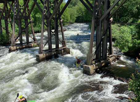 Franklin Receives 1st Whitewater Park Permit