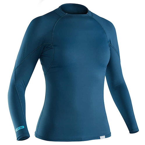 NRS Women's H2Core Rashguard Long Sleeve