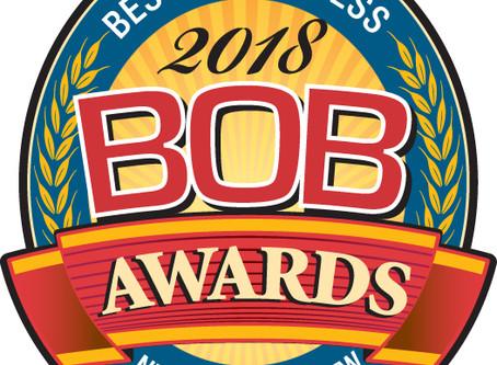 2018 BOB AWARDS