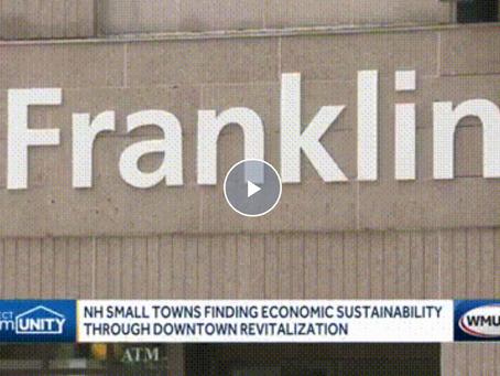 Franklin turns to river, renovations to rebuild economy
