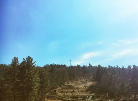 Highland Mountain Bike Park meets Outdoor New England