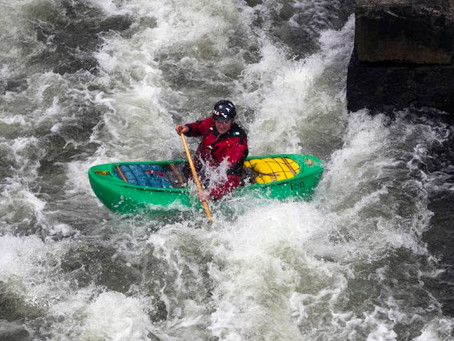 Tax credits to help with building of freestyle kayaking hole in Franklin