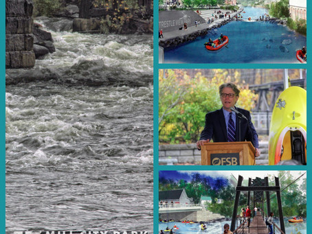 Proposed Whitewater Park Poised to Transform Franklin Economy