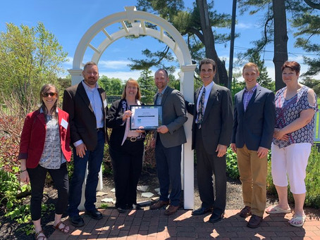 2019 NH Project of the Year