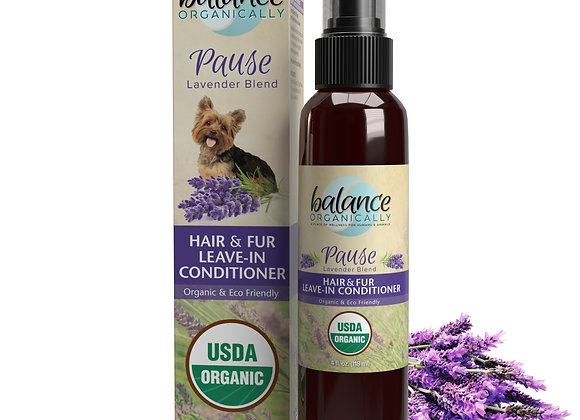 Balance Organically USDA Organic Leave-In Conditioner