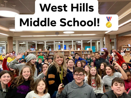 West Hills Middle School - Impressive Shark Tank pitches!