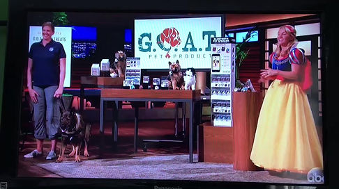 Shark Tank season 9 ep. 16 -  G.O.A.T. Products - Entrepreneur