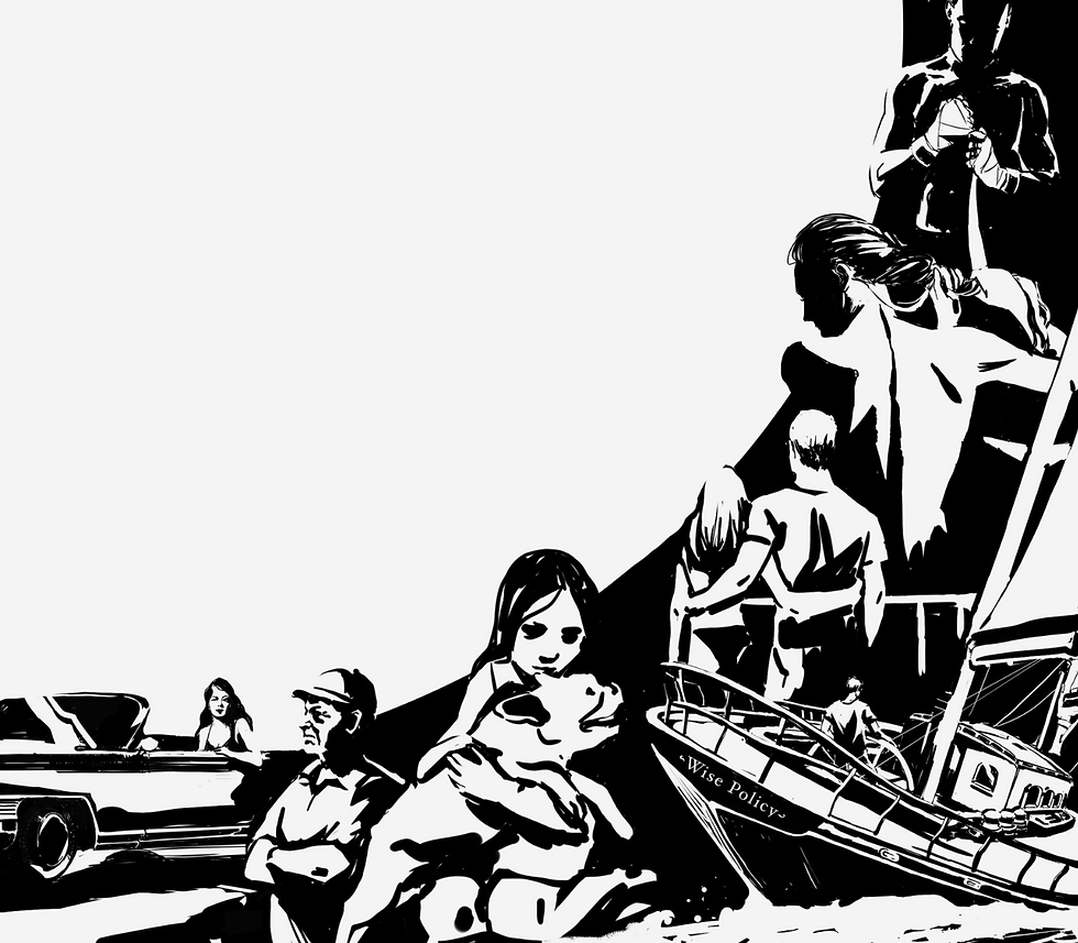 The Series background image