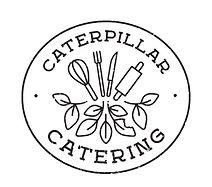 Caterpillar Catering logo - vintage tran