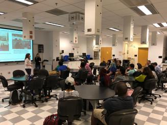 Eleanor Roosevelt High School Talk, 2018