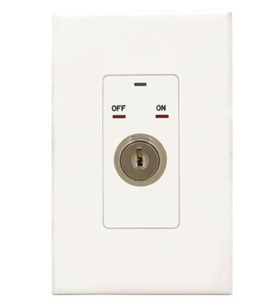 Lighting Controls Corner: The nLight digital key switch