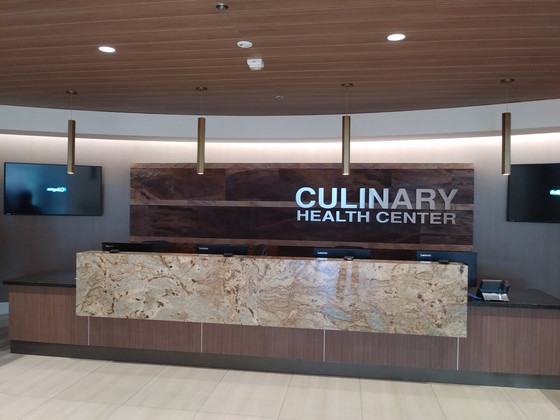 Recent Project Spotlight: Culinary Health Center
