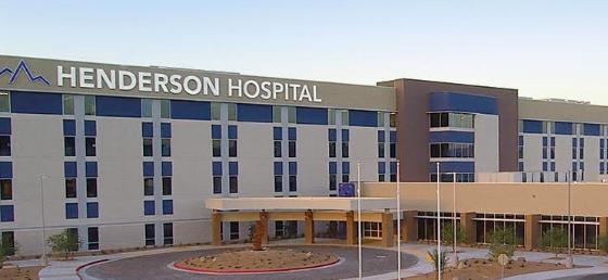 Project Spotlight: Henderson Hospital