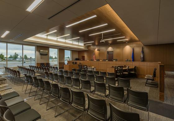 Product Spotlight: Lander County Civic Building