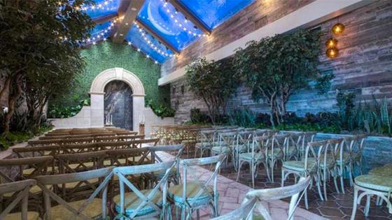 Project Spotlight: Chapel of the Flowers – The Glass Garden