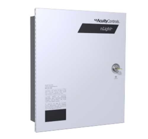 nLight Enabled Acuity Relay Panels: Lighting Controls Corner March 2017