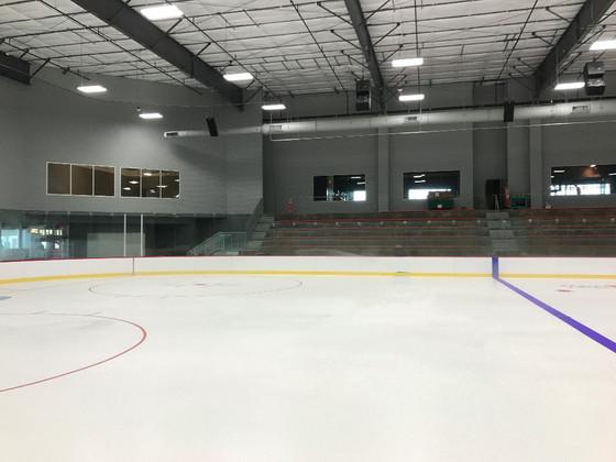 Recent Project Spotlight: NHL Training Facility