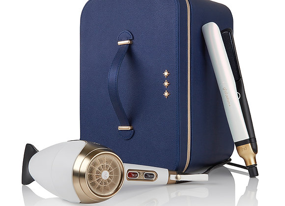 ghd platinum+ & helios wish upon a star Deluxe Set