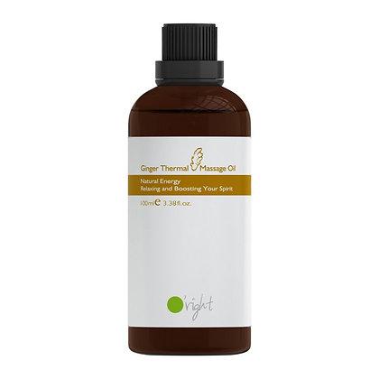 Ingwer Massageöl