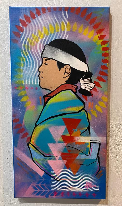 Artist Damien Jim
