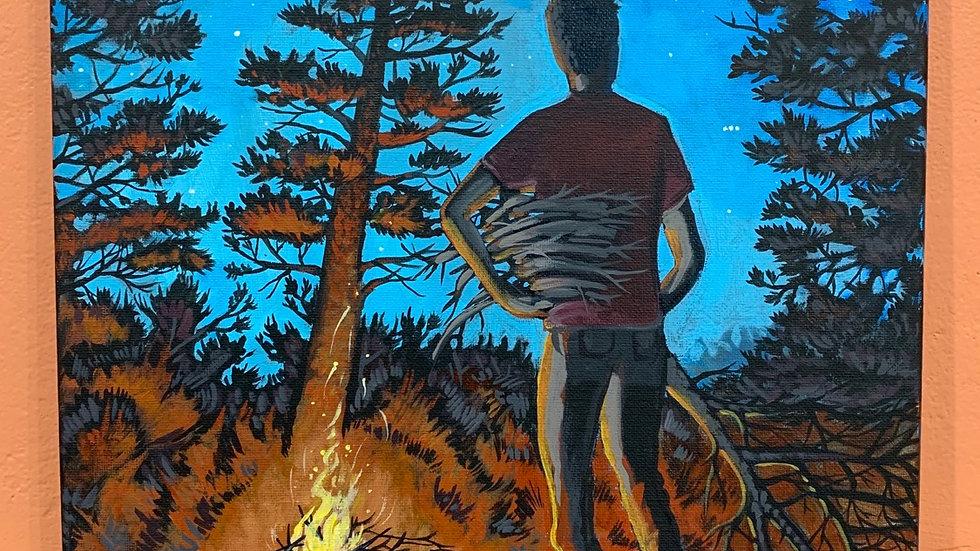 Artist Daniel JOSLY