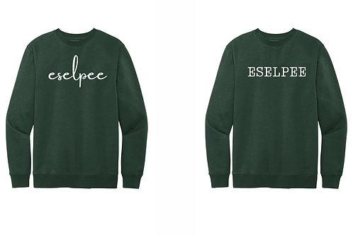 Crew Neck Sweater : Eselpee