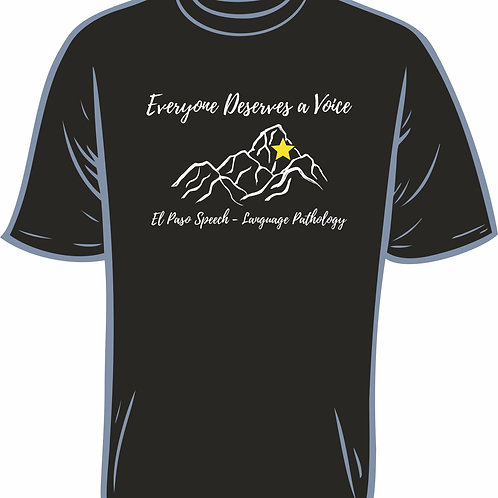 2020 Voice of the Mountains Official Tee