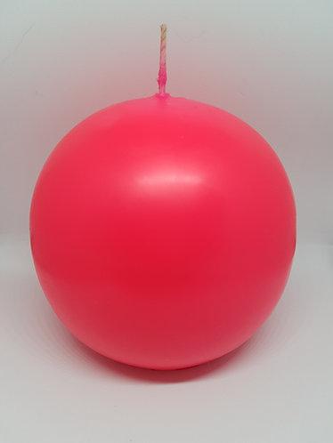Plain Sphere Candle