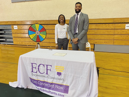Emerald Cove Career Day