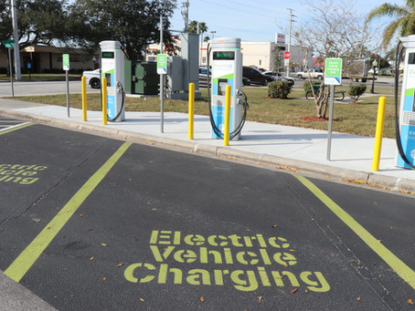 Electrical Vehicle Charging Station Design
