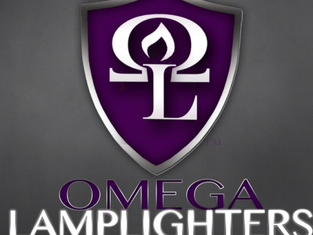 Kappa Upsilon Chapter -  Omega Lamp Lighter Program Donation