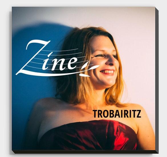 "Cadre ""ZINE trobairitz"""