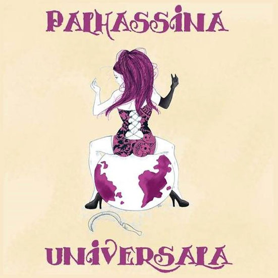 "ZINE - Album ""Palhassina Universala"""