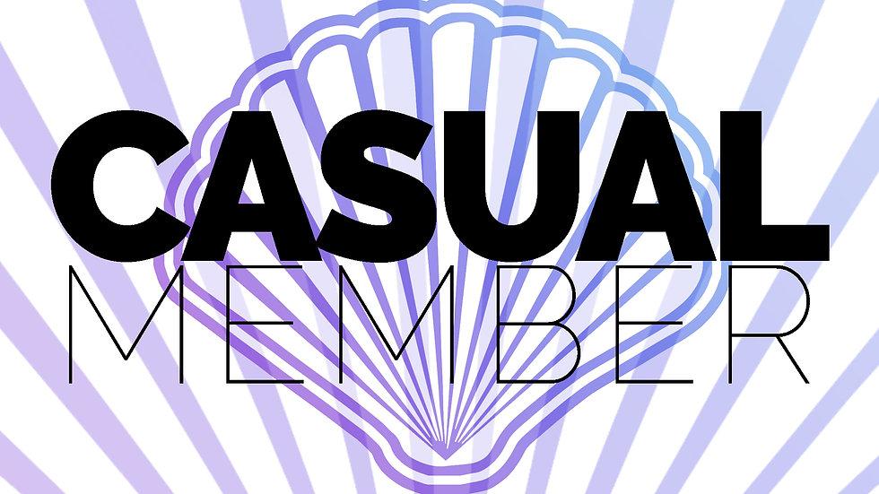 Casual Senior Membership