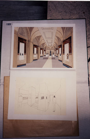 Palazzo Ruspoli, Roma 1995