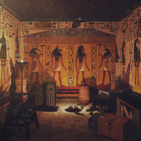 The tomb of Nefertari: 3d-reconstruction