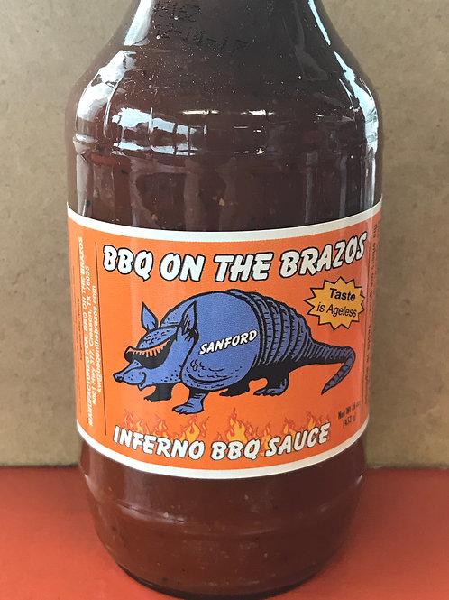 Inferno BBQ Sauce