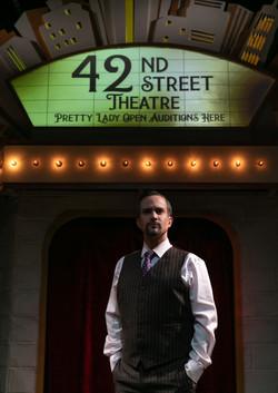 Alex Wadham as Julian Marsh