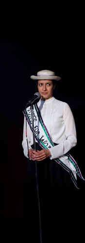 Princess Suffragette