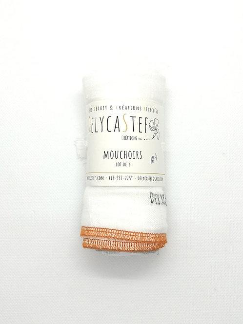 Mouchoirs Delycastef