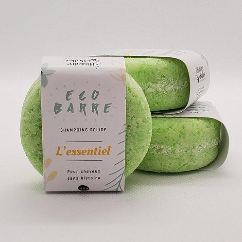 Champoing solide  Eco barre L'essentiel