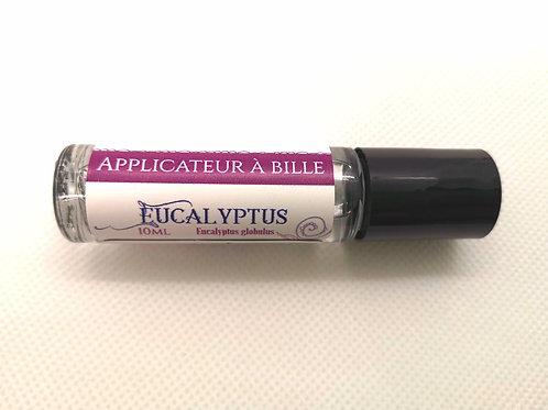Applicateur d'huile essentielle à l'eucalyptus