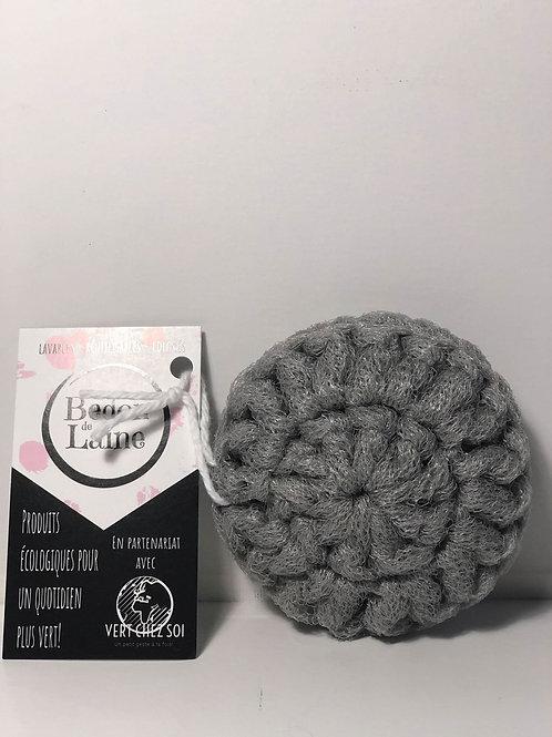 Tampon à récurer de création Bedon de laine